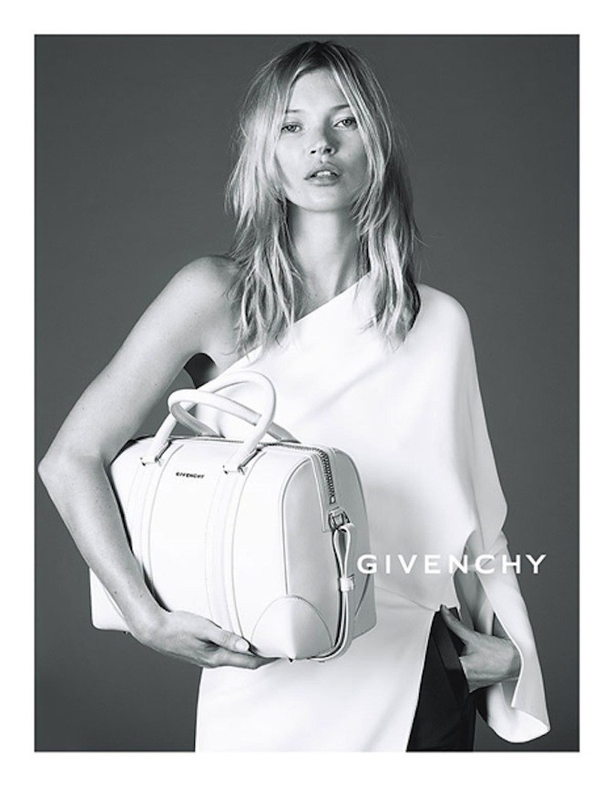 Kate Moss pour Givenchy !