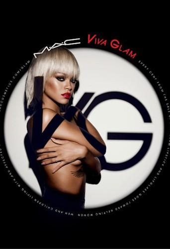 Rihanna pour M.A.C. !