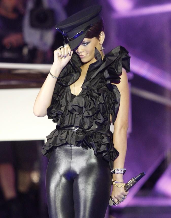 Rihanna, bad girl sur scène...