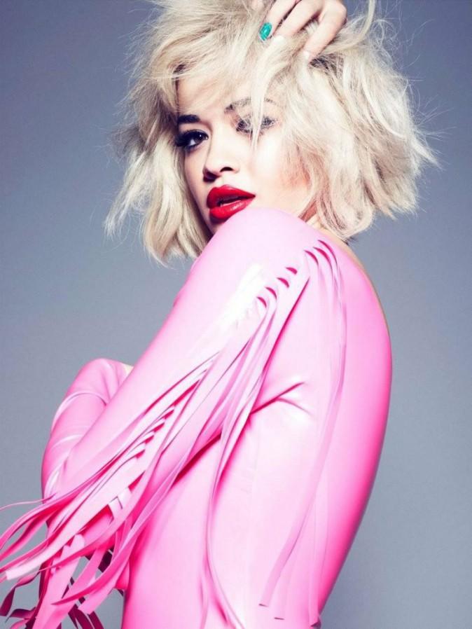 Rita Ora pour Rimmel