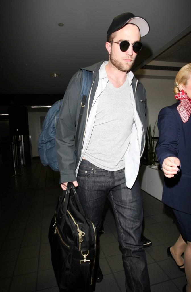 2012 : à l'aéroport de Los Angeles