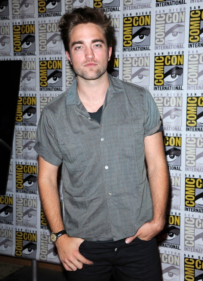 2012 : Au Comic Con à San Diego !