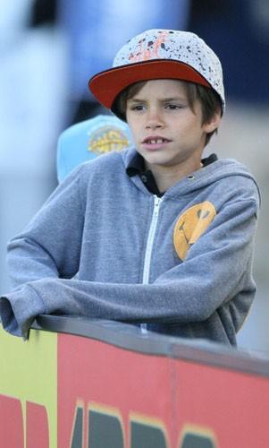 Romeo Beckham