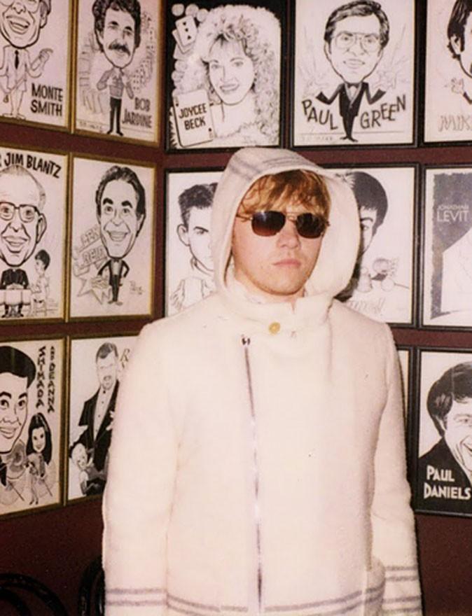 Rupert Grint aura aussi bientôt sa place sur ce mur de célébrités !