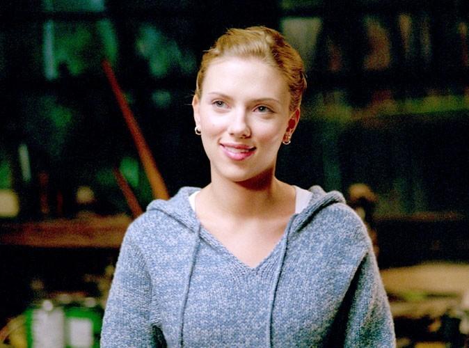 Scarlett Johansson en sweat !