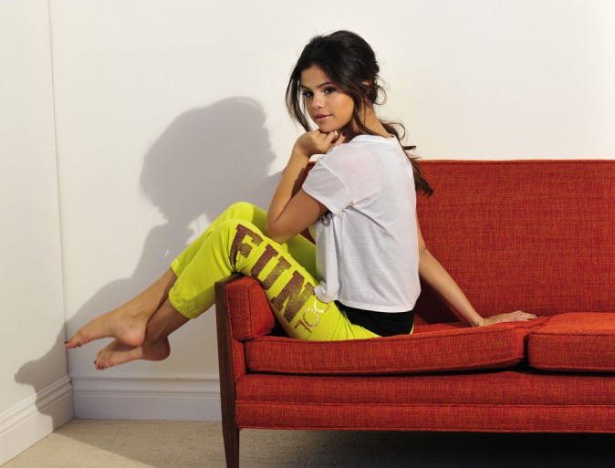 Mode : Selena Gomez : plus gracieuse que jamais dans son dernier shooting pour Dream out Loud !