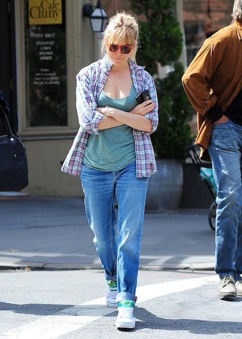 Sienna Miller après sa grossesse : Fashion faux-pas...