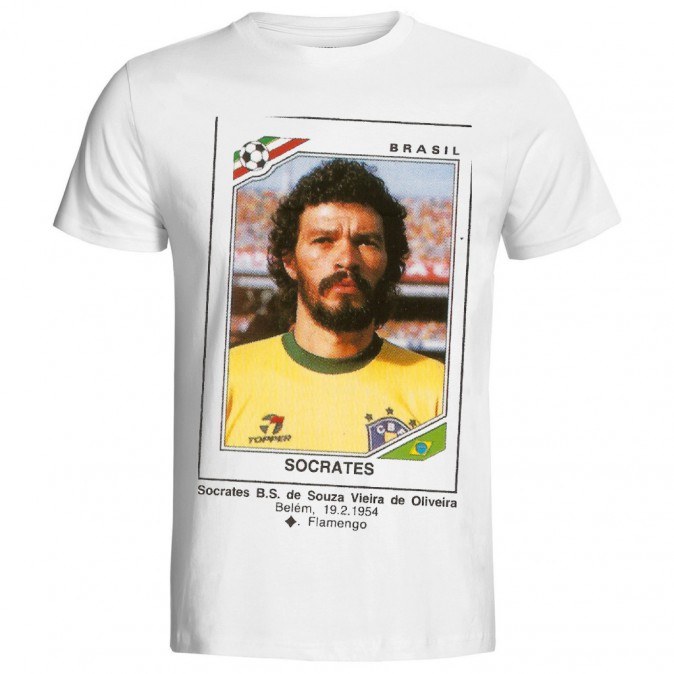 T-shirt Socrates, A.Clothing, sur aclothing.bigcartel.com 29 €