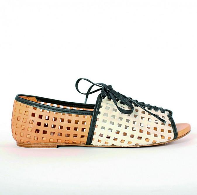 Les souliers en cuir végétal