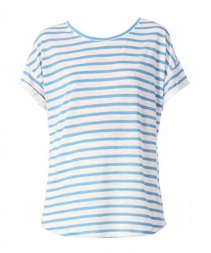 T-shirt rayé, Best Mountain 22€
