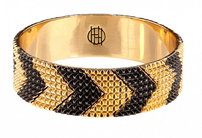 Bracelet bicolore, House of Harlow 1960, 39€