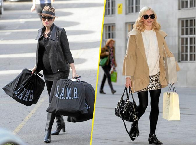Gwen Stefani et Fearne Cotton ont commencé les soldes !