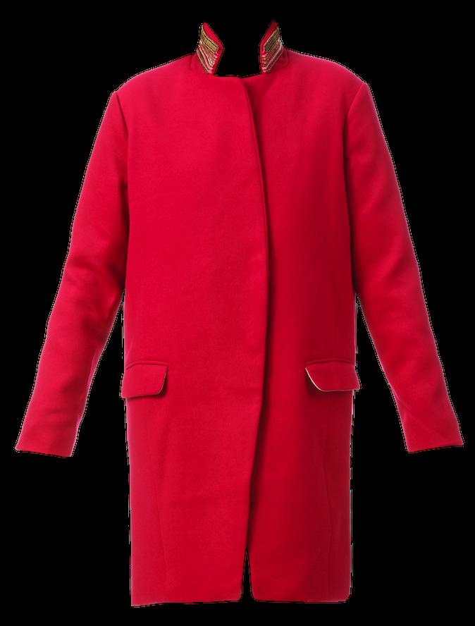 Manteau Hipanema 136,50 € au lieu de 210 € !