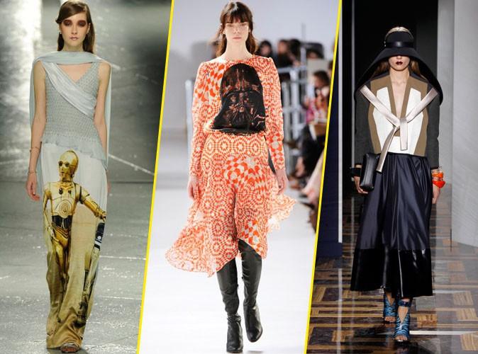 Star Wars envahit les défilés de mode !