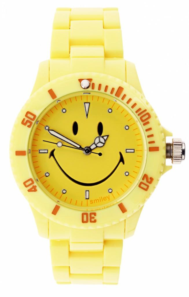 Bracelet en plexi, Smiley, 69€