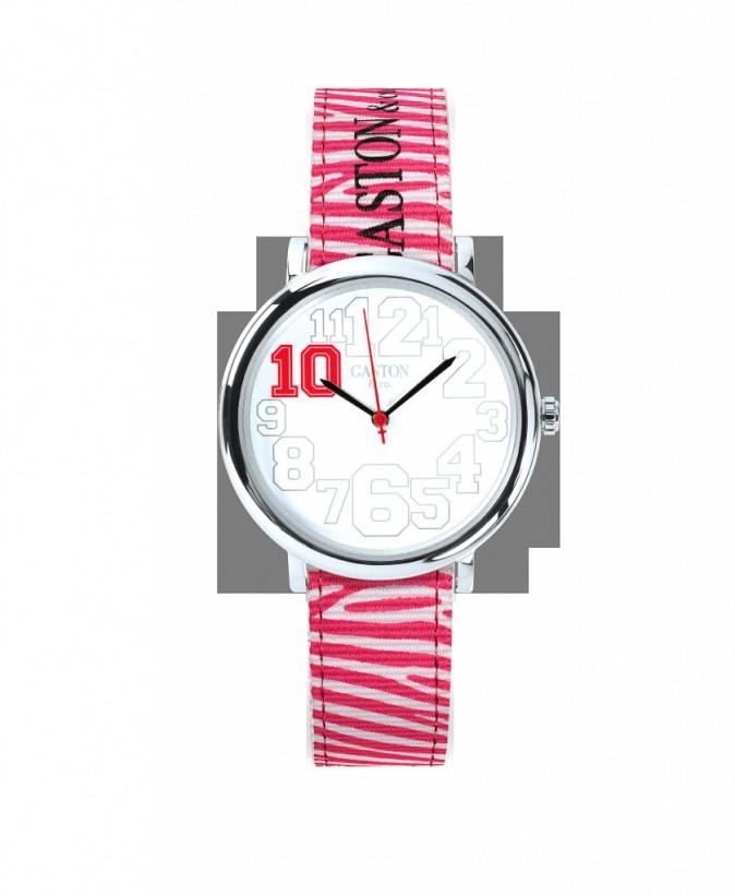 Bracelet zébré, Gaston&Co, 129€