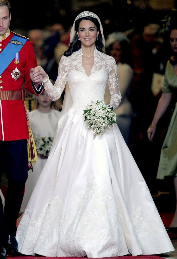 Robes étonnantes Blog: Robe mariee kate middleton
