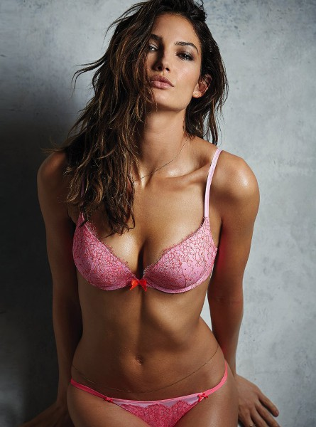 L'incandescente Lily Aldridge !
