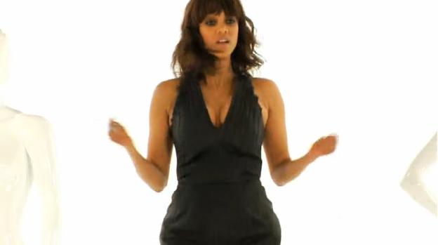 """Tyra Banks : """"Vous devez pouvoir sauter à la corde avec vos stilettos !"""""""