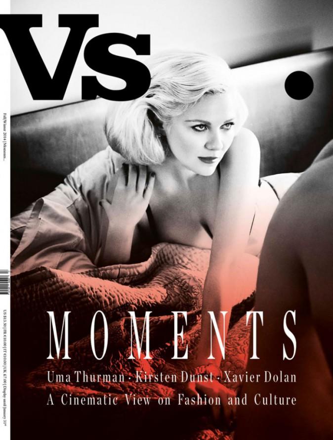 Kisten Dunst pour VS Magazine