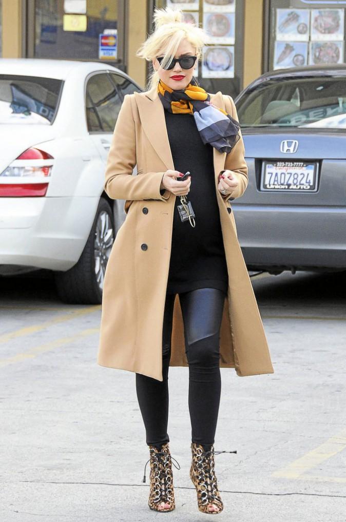 Gwen Stefani sauvage en léopard !