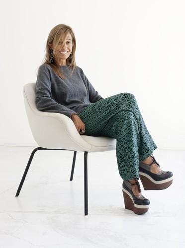 Consuelo Castiglioni, fondatrice de Marni