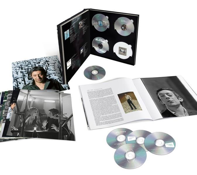 Mode : Universal Music rend hommage à Serge Gainsbourg avec ses enregistrements