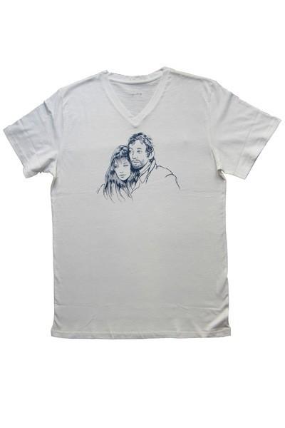 Mode : Universal Music rend hommage à Serge Gainsbourg avec un tee-shirt pour homme