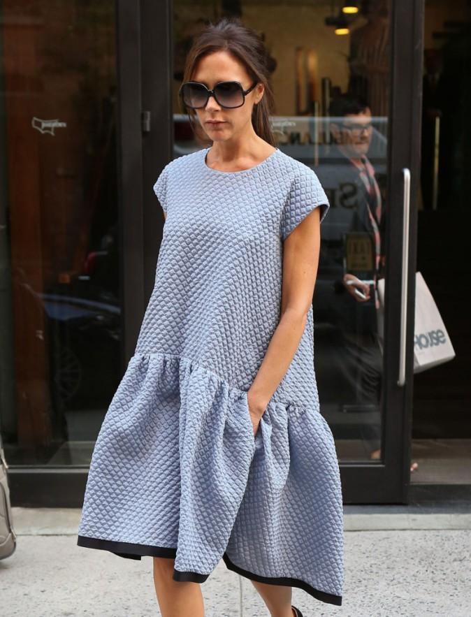 Mode: Victoria Beckham : l'égérie de sa marque ? c'est elle !
