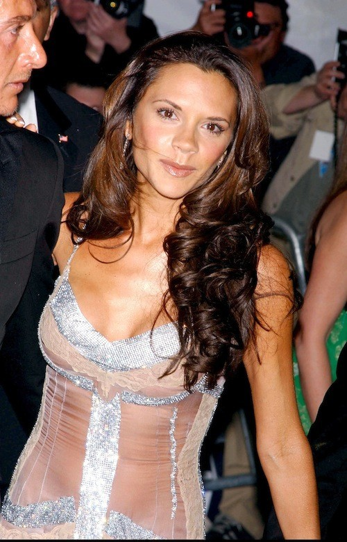Victoria Beckham en 2003