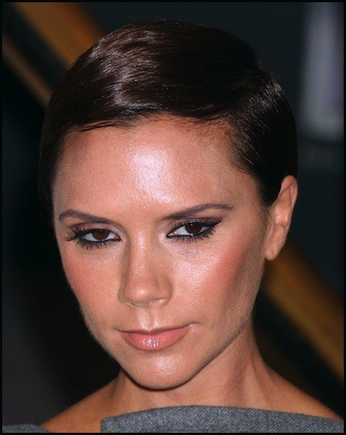 Victoria Beckham en 2008