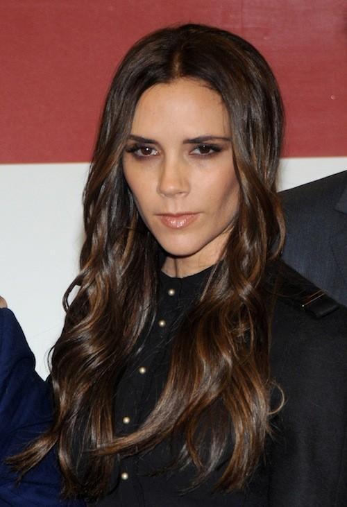 Victoria Beckham en 2012