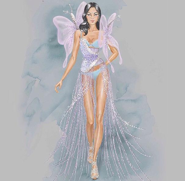 Mode : Victoria's Secret : Après photos et vidéos hot, les clichés exclusifs des tenues du prochain défilé !