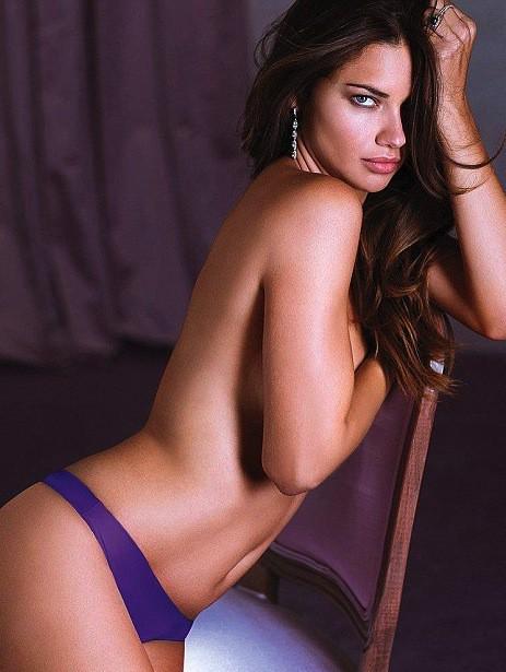 Mode : Victoria's Secret : les Anges vous montrent leurs fesses !