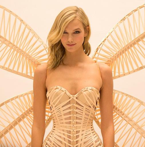 Mode : Victoria's Secret : encore et toujours plus de chefs d'oeuvres pour le Victoria's Fashion Show !