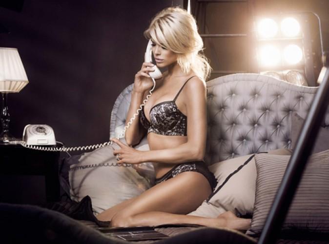 Découvrez Very Victoria, la collection de lingerie sexy de Victoria Silvstedt !