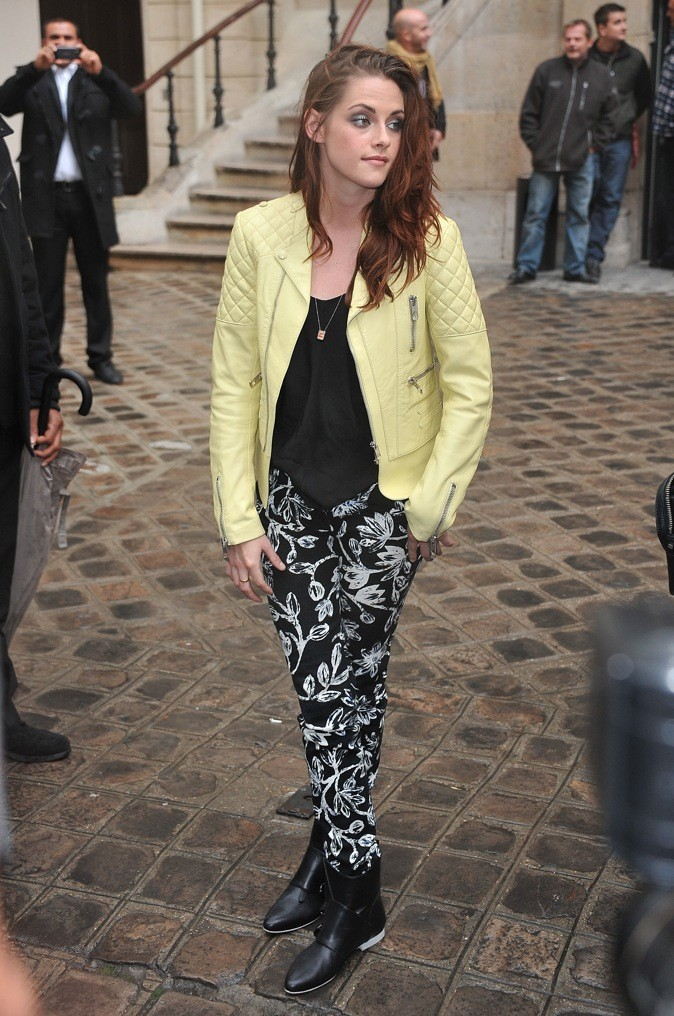 Kristen Stewart en Balenciaga