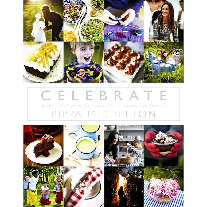 Celebrate, Pippa Middleton Éditions Flammarion 36 €