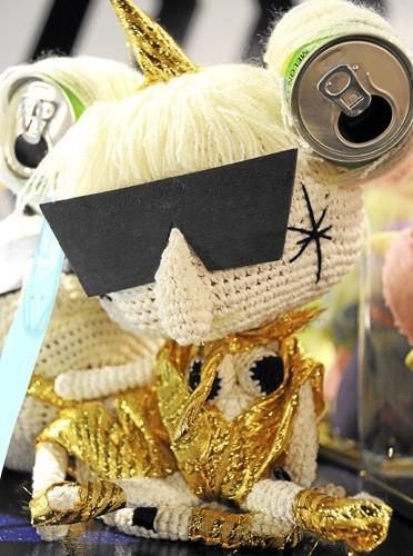 Poupée Gaga Mua Mua 45$