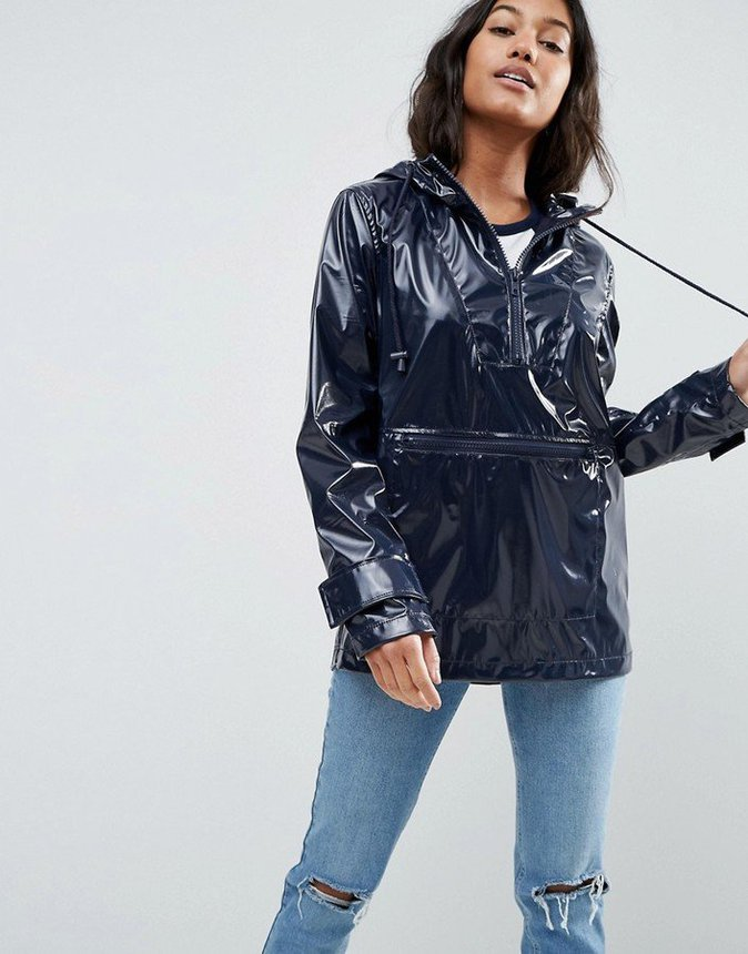 Asos Trench imperméable ultra brillant - 60€