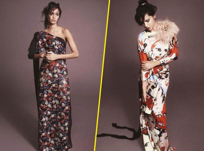 Joan Smalls et Adriana Lima pour Marc Jacobs