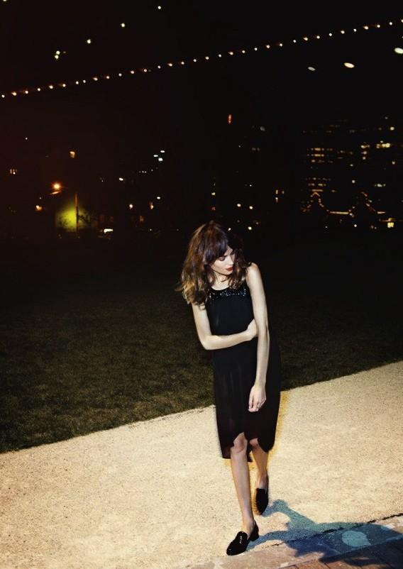 Alexa Chung pour Vero Moda