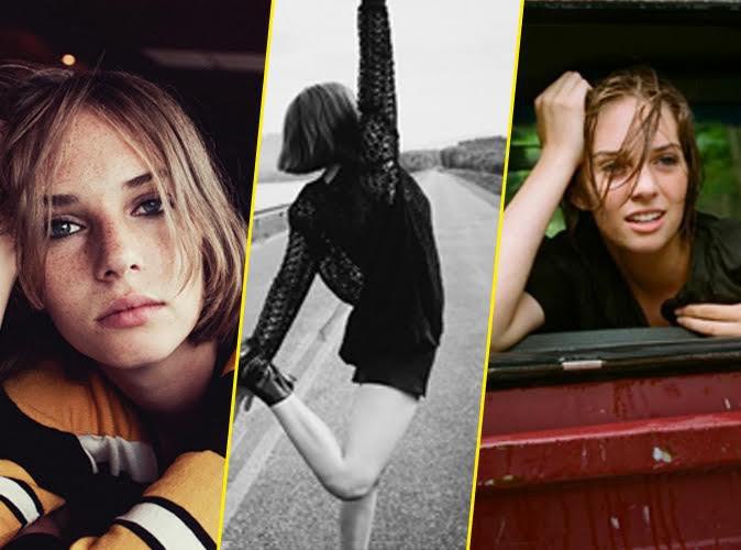 """Photos : AllSaints engage une """"fille de"""" pour sa nouvelle ..."""