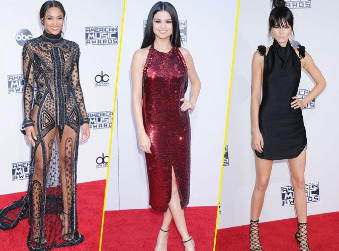Ciara, Selena Gomez et Kendall Jenner