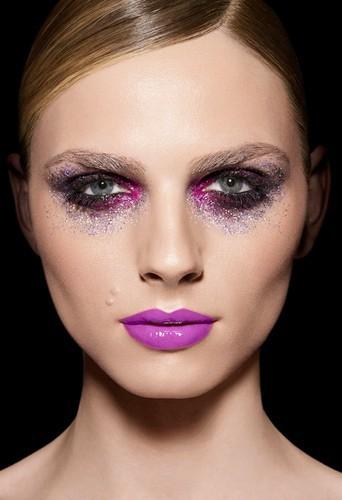 Andreja Pejic pour Make Up Forever