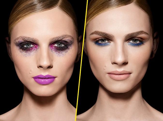 Photos : Andreja Pejic : le reste de sa campagne pour Make Up For Ever enfin dévoilé !
