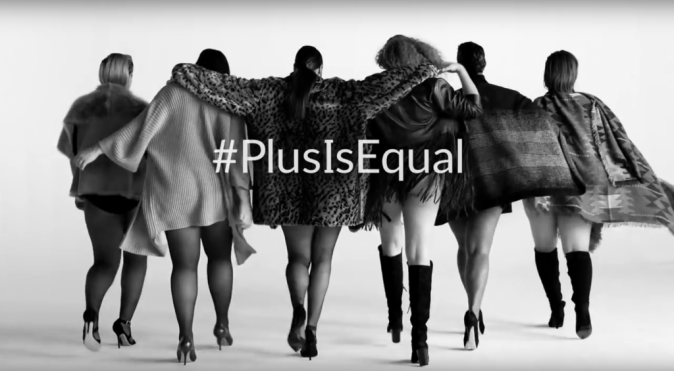 """Photos : Ashley Graham et Candice Huffine : elles rejoignent le combat """"Plus Is Equal"""" de Lane Bryant !"""