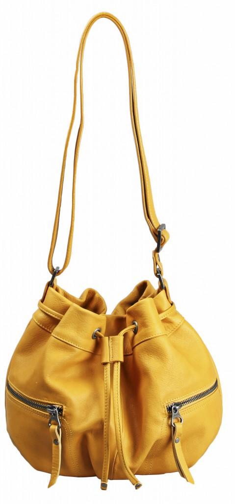 Le sac seau unis : Sabrina 130 €