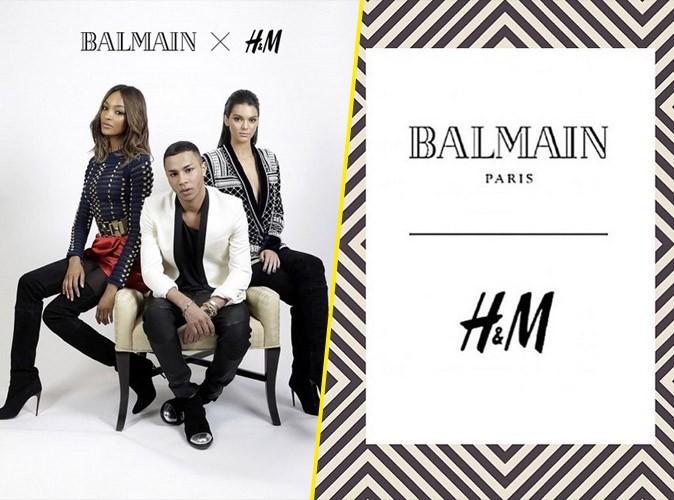 Photos : Balmain, nouveau créateur pour H&M !