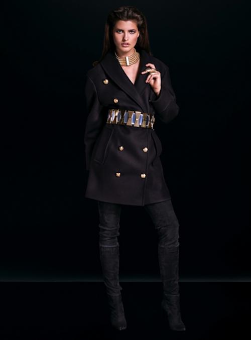 Photos : Balmain x H&M : le lookbook entièrement dévoilé !